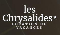 Logo du gîte Les Chrysalides
