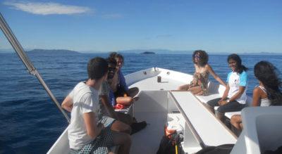 Virée en bateau Mada Scuba